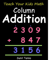 Teach Your Kids Math: Column Addition