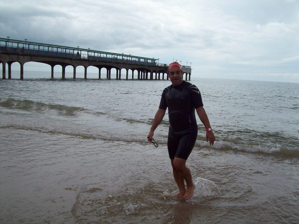 Bournemouth Pier to Pier Swim